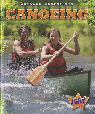 Canoeing By Green, Sara